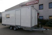 Mobile Wagen 47-Büro