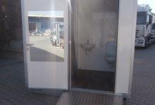 Mobilní buňka 63-koupelna