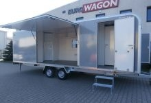 Mobile Wagen 49-Wohnung
