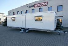 Mobile Wagen 73-Büro