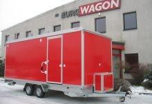 Mobile trailer 74-welfare
