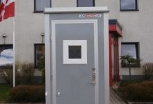 Container 29-toilet