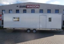 Mobile trailer 69-office-laboratory