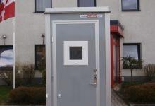 Behälter 29-Toilette