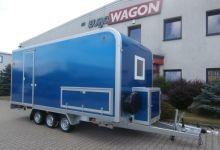 Mobile Wagen 65-Büro