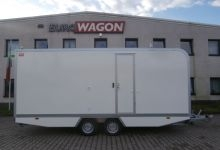 Mobile trailer 64-accommodation