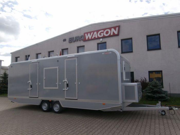 Mobile trailer 21 - training room
