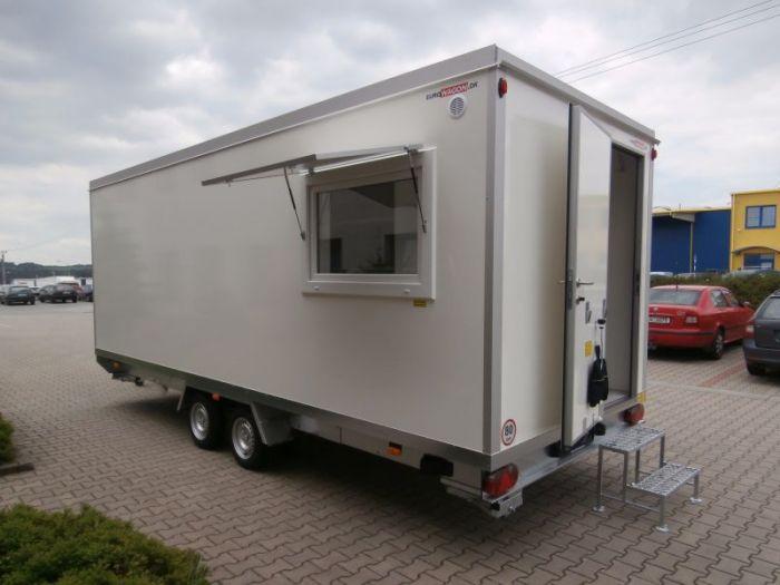 Mobile trailer 26 - office