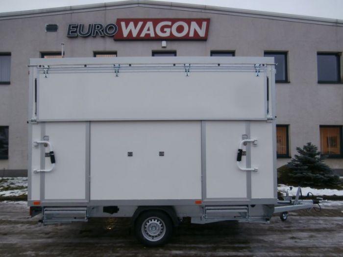 Mobile trailer 31 - toilets