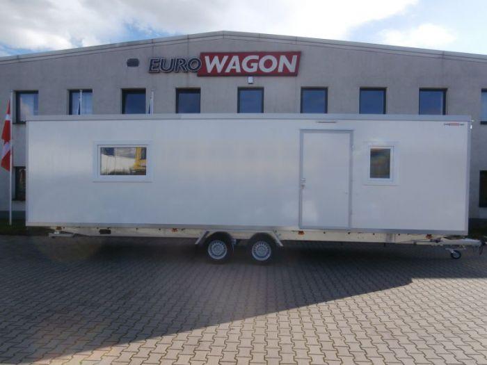 Mobile trailer 69 - office-laboratory