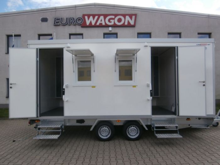 Mobile trailer 68 - welfare