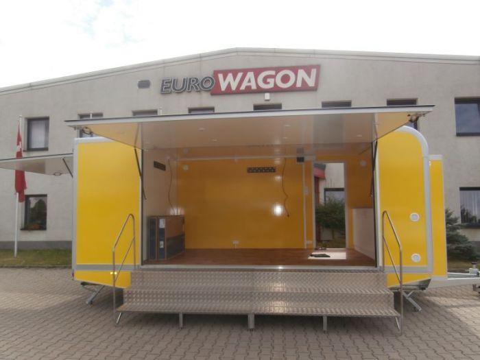 Mobile trailer 66 - promotion