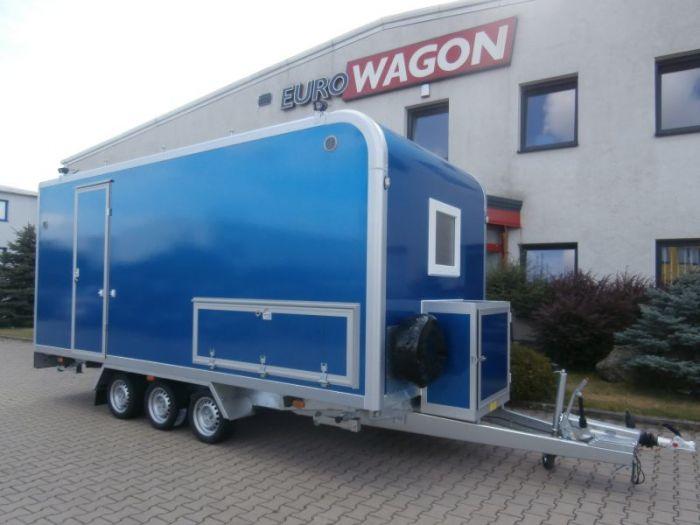 Mobile trailer 65 - office