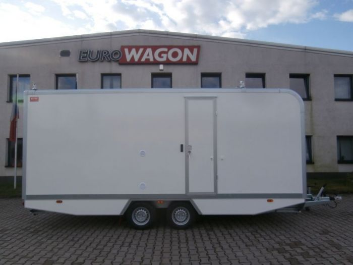 Mobile trailer 64 - accommodation