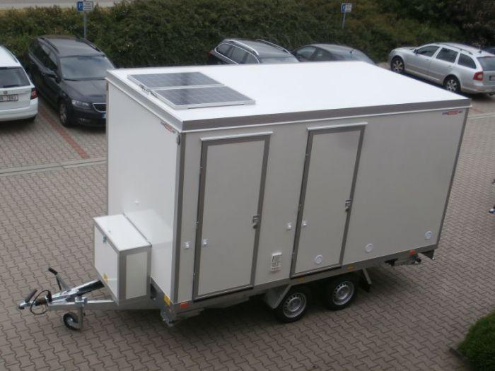 Mobile trailer 61 - office