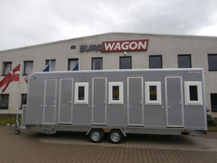Mobile trailer 59 - accommodation