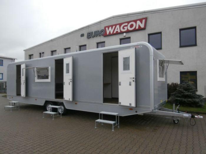 Mobile trailer 58 - office