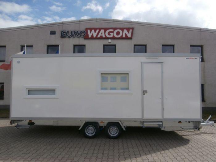 Mobile trailer 56 - accommodation