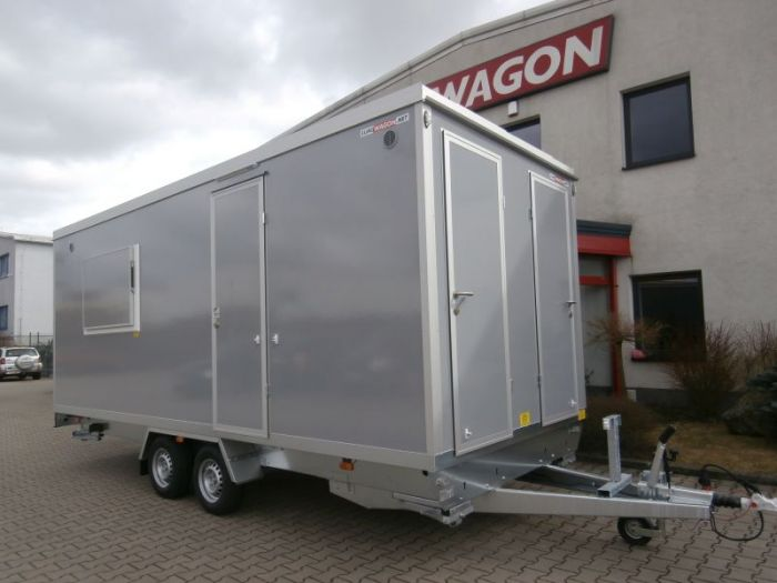 Mobile trailer 55 - office