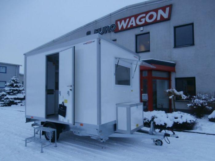 Mobile trailer 53 - kitchen