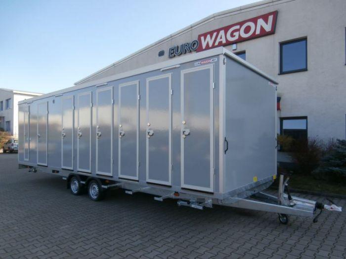 Mobile trailer 52 - toilets