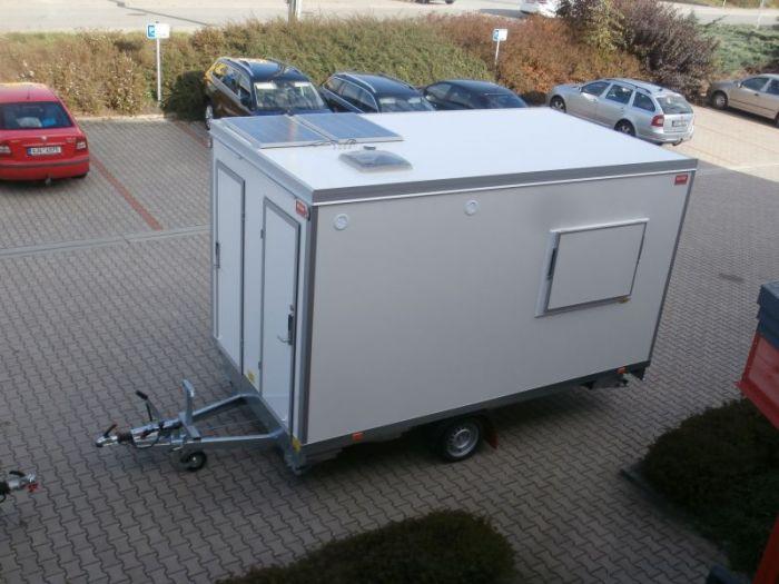 Mobile trailer 50 - office