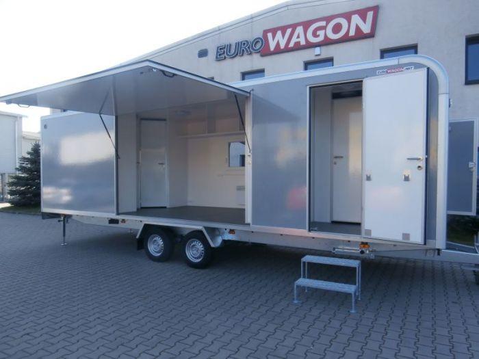 Mobile trailer 49 - accommodation