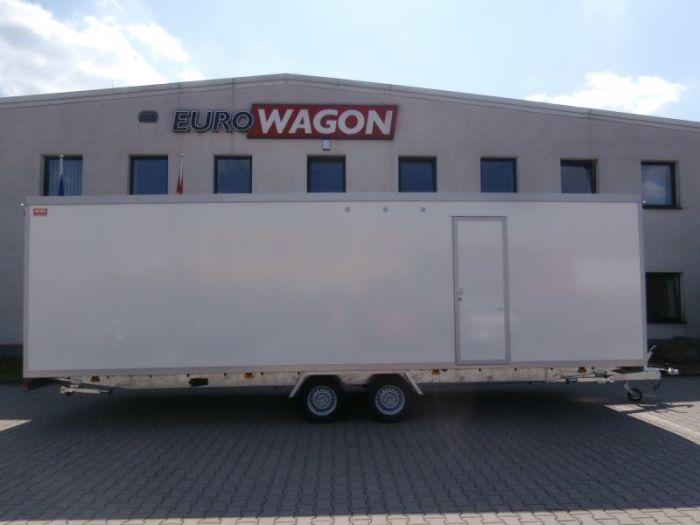 Mobile trailer 46 - welfare