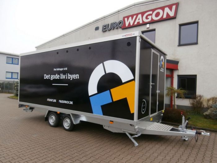Mobile trailer 44 - welfare