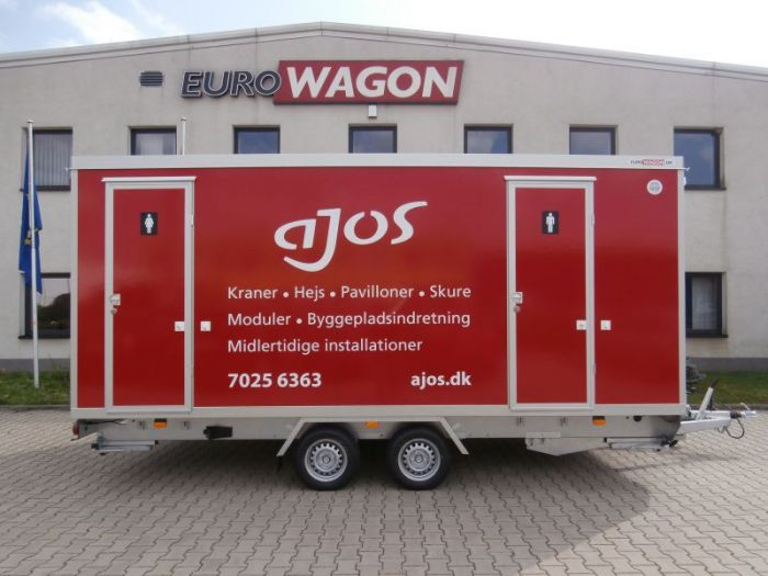 Mobile trailer 43 - toilets