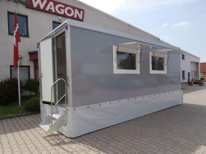 Mobile trailer 42 - office