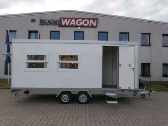 Mobile trailer 41 - office