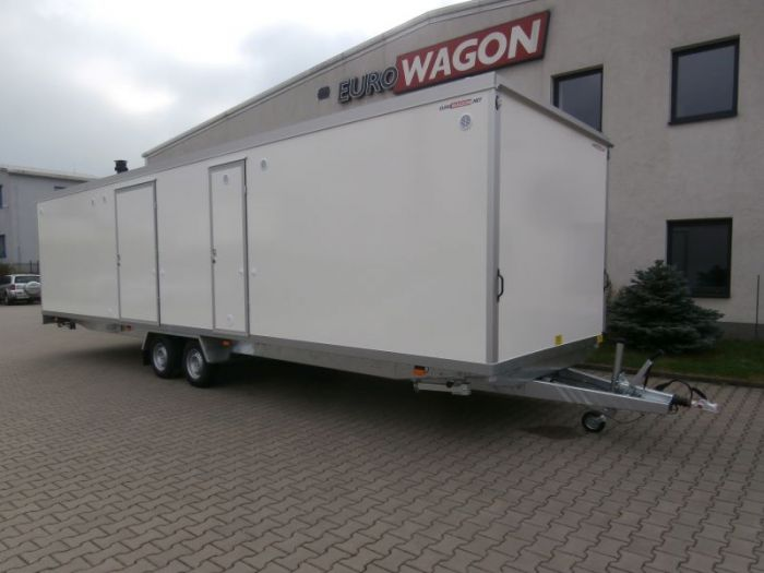 Mobile trailer 39 - WC + showers