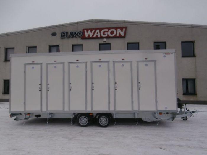 Mobile trailer 38 - workroom